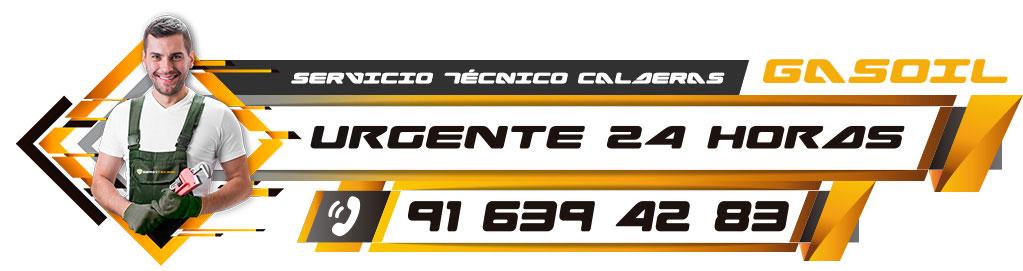 Servicio técnico de calderas de gasoil en Las Rozas de Madrid